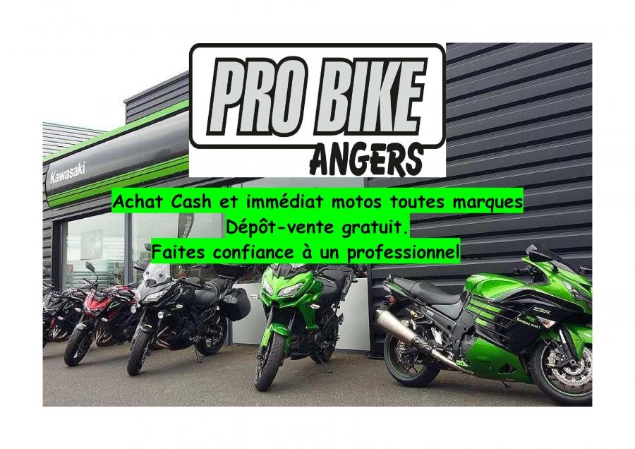 Achat moto-probike
