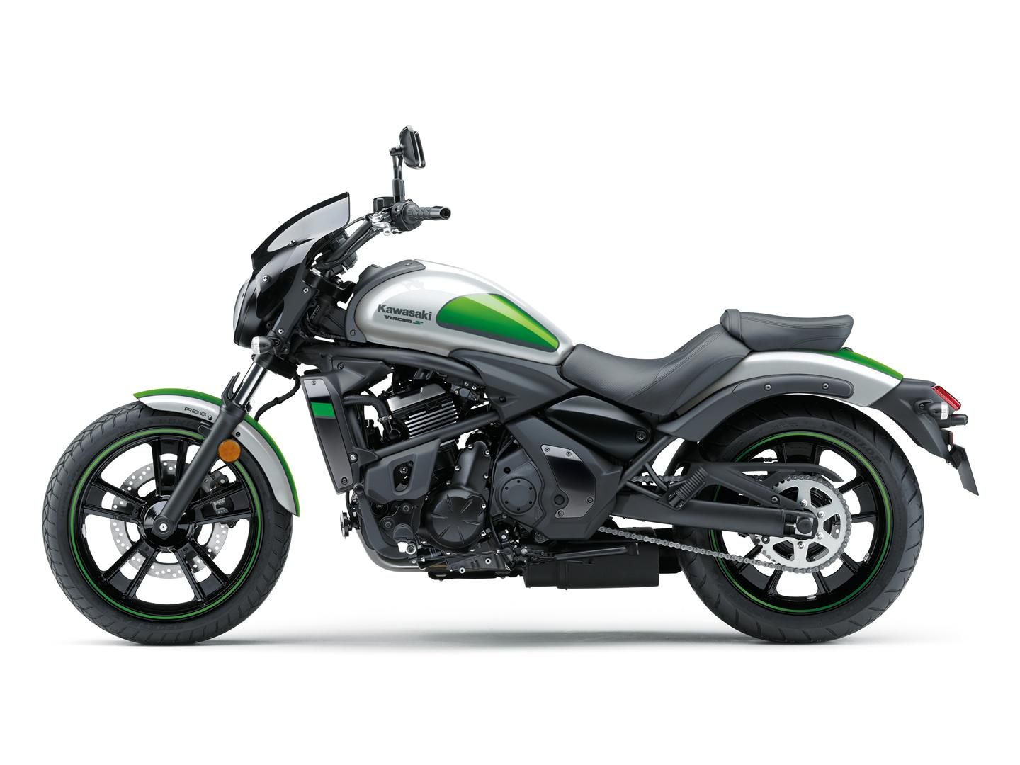 Kawasaki 650 vulcan s moto angers pro bike for A m motors