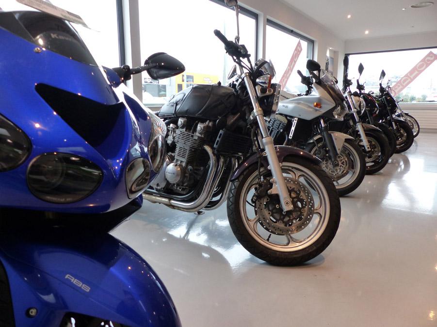 acheteur moto occasion